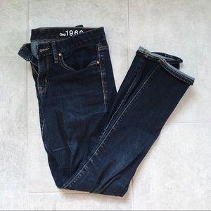 GAP Always Skinny Jeans | Dark wash